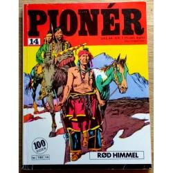 Pioner: Nr. 14 - Rød himmel
