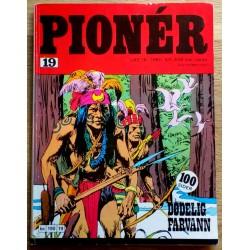 Pioner: 1983 - Nr. 19 - Dødelig farvann