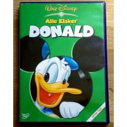Alle elsker Donald (DVD)