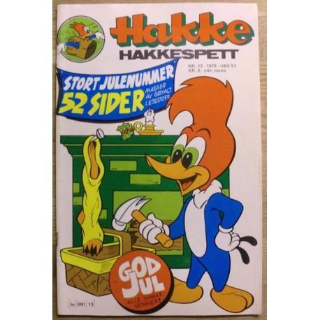Hakke Hakkespett: 1979 - Nr. 13
