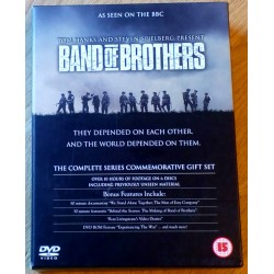 Band of Brothers - The Complete Series Commemorative Gift Set (DVD)