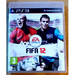 Playstation 3: FIFA 12 (EA Sports)