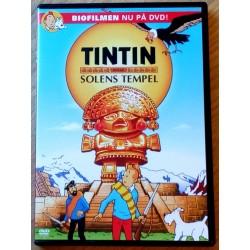 Tintin - Solens Tempel (DVD)
