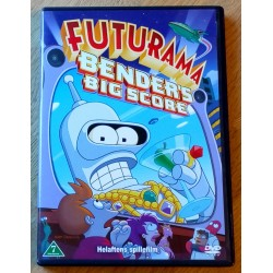 Futurama - Bender's Big Score (DVD)