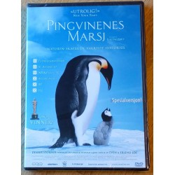 Pingvinenes marsj (DVD)