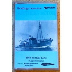 Southern Actor - Hvalfanger kassetten (kassett)