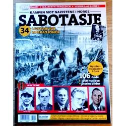 Vi Menn Spesial - 2. verdenskrig - Sabotasje