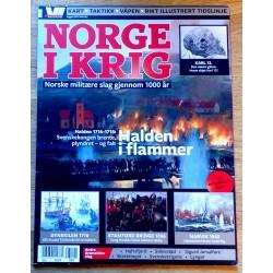 Vi Menn - Historie - Norge i krig