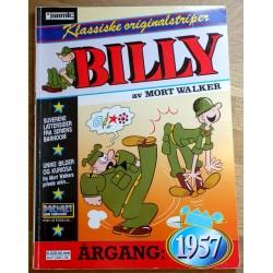Billy - Klassiske originalstriper - Årgang 1957