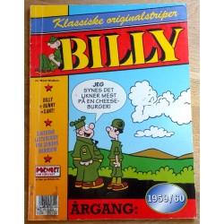 Billy - Klassiske originalstriper - Årgang 1959 - 1960
