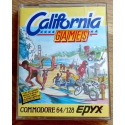 California Games (Epyx) (Commodore 64/128)