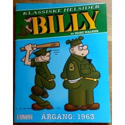 Billy - Klassiske helsider fra 1963