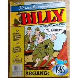 Billy - Klassiske originalstriper - Årgang 1953