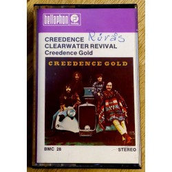 Creedence Clearwater Revival: Creedence Gold (kassett)