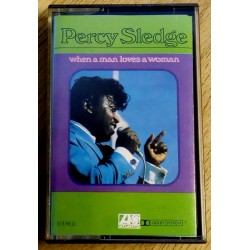 Percy Sledge: When A Man Loves A Woman (kassett)