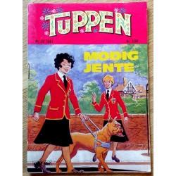 Tuppen: 1981 - Nr. 20 - Modig jente