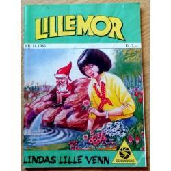 Lillemor: 1986 - Nr. 18 - Lindas lille venn