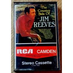 Jim Reeves: The Country Side Of Jim Reeves (kassett)