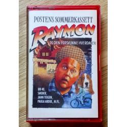 Postens Sommerkassett - Raymon og Den forsvunne hverdagen (kassett)