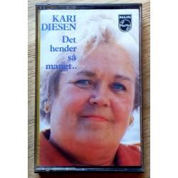 Kari Diesen: Det hender så mangt.. (kassett)
