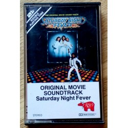 Saturday Night Fever - Original Movie Soundtrack (kassett)