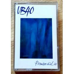 UB40: Promises and Lies (kassett)