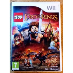 Nintendo Wii: LEGO Lord of the Rings (WB Games)