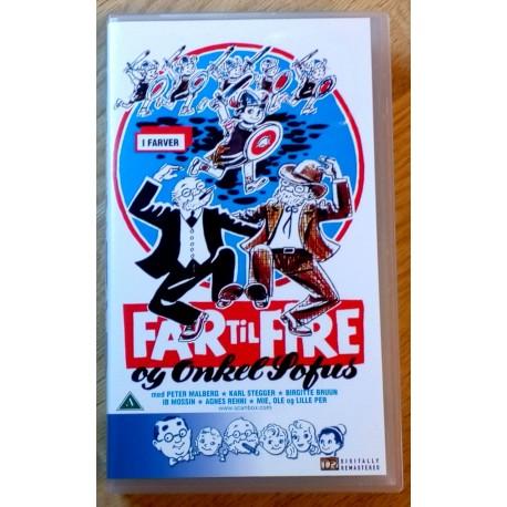 Far til Fire og Onkel Sofus (VHS)