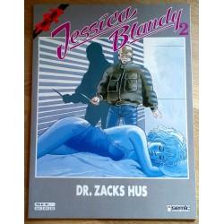 Jessica Blandy: Nr. 2 - Dr. Zacks hus