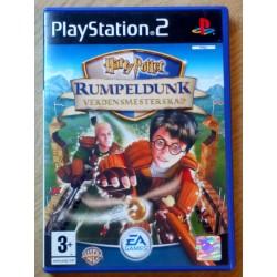 Harry Potter: Rumpeldunk Verdensmesterskap (EA Games)