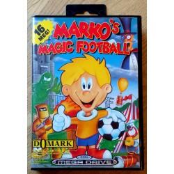 SEGA Mega Drive: Marko's Magic Football (Domark)