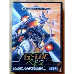 SEGA Mega Drive: G-LOC Air Battle