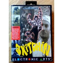SEGA Mega Drive: Skitchin (Electronic Arts)