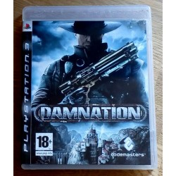 Playstation 3: Damnation (Codemasters)