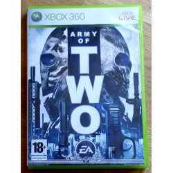 Xbox 360: Army of Two (EA Games)
