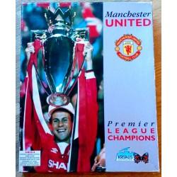 Manchester United: Premier League Champions (Krisalis)