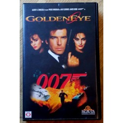 James Bond 007: GoldenEye (VHS)