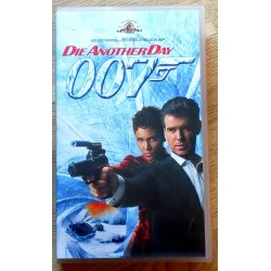 James Bond 007: Die Another Day (VHS)