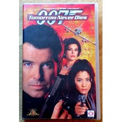 James Bond 007: Tomorrow Never Dies (VHS)