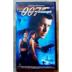 James Bond 007: The World Is Not Enough (VHS)
