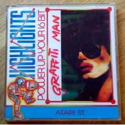 Atari ST: Graffiti Man (Rainbow Arts)