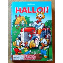 Donald Duck: Halloi! - Gøy på landet