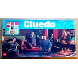 Cluedo - Scotland Yard