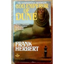 God Emperor of Dune (Frank Herbert)