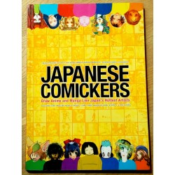 Japanese comickers - Draw Anime and Manga Like Japan's Hottest Artists