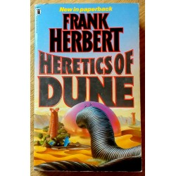 Heretics of Dune (Frank Herbert)