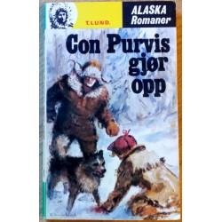 Alaska Romanene: Nr. 116 - Con Purvis gjør opp (T. Lund)