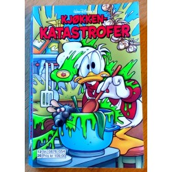 Donald Duck: Kjøkkenkatastrofer