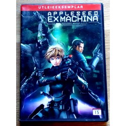 Appleseed Saga - Ex Machina (DVD)