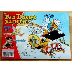 Walt Disney's Julehefte: Julen 2014